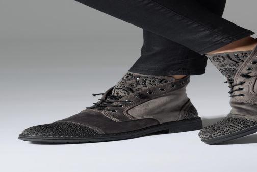Bottines et boots Marco Tozzi 2-2-25206-21  237 Gris vue bas / vue portée sac