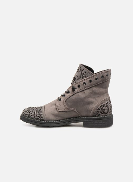 Bottines et boots Marco Tozzi 2-2-25206-21  237 Gris vue face