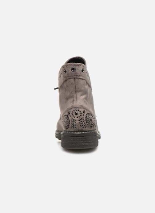 Ankle boots Marco Tozzi 2-2-25206-21  237 Grey view from the right