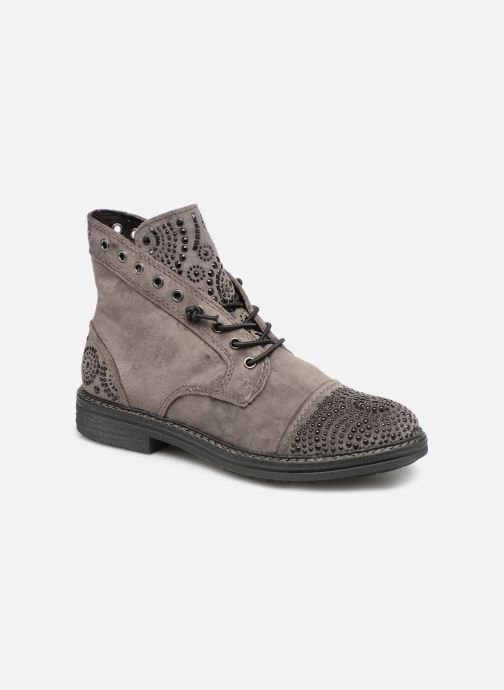 Ankle boots Marco Tozzi 2-2-25206-21  237 Grey detailed view/ Pair view