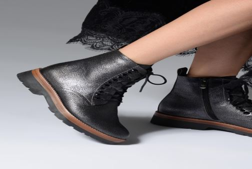 Ankle boots Marco Tozzi 2-2-25265-21  926 Grey view from underneath / model view