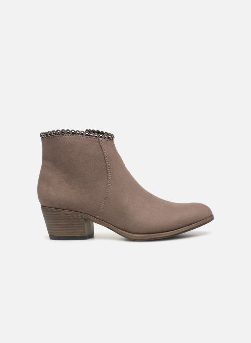 Ankle boots Marco Tozzi 2-2-25308-21  324 Brown back view