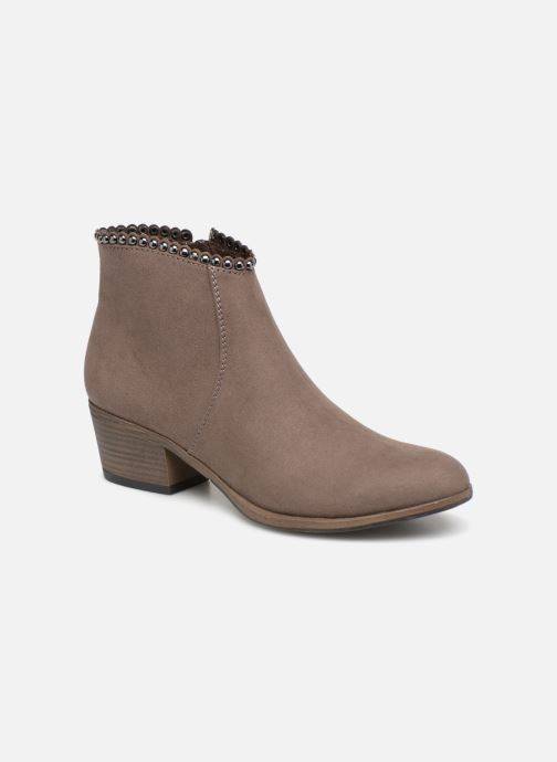 Ankle boots Marco Tozzi 2-2-25308-21  324 Brown detailed view/ Pair view