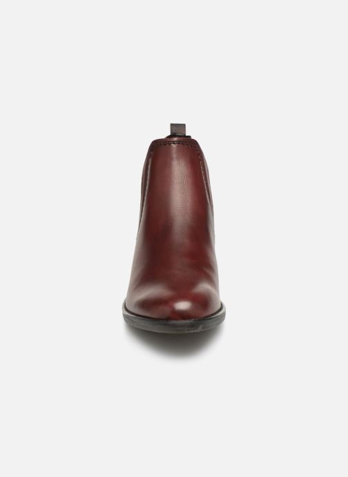 Boots en enkellaarsjes Marco Tozzi 2-2-25366-31  507 Bordeaux model
