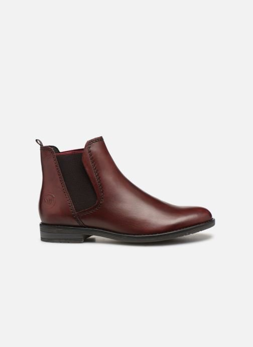 Ankle boots Marco Tozzi 2-2-25366-31  507 Burgundy back view