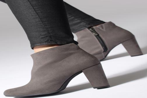 Stiefeletten & Boots Marco Tozzi 2-2-25391-21  239 grau ansicht von unten / tasche getragen