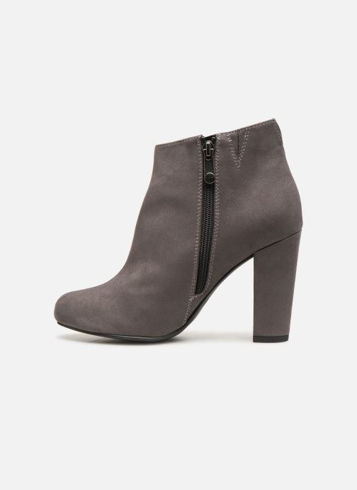 Ankle boots Marco Tozzi 2-2-25391-21  239 Grey front view