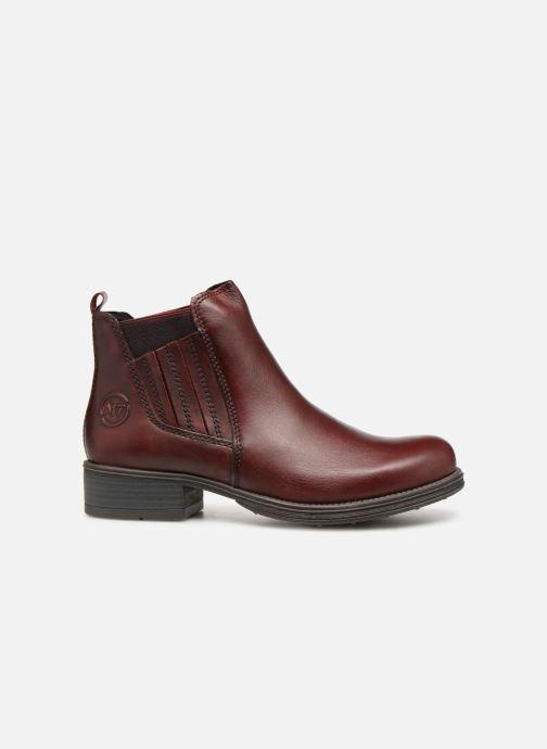 Boots en enkellaarsjes Marco Tozzi 2-2-25418-31  507 Bordeaux achterkant
