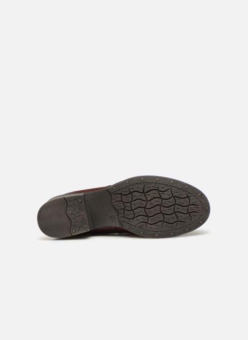 Boots en enkellaarsjes Marco Tozzi 2-2-25418-31  507 Bordeaux boven