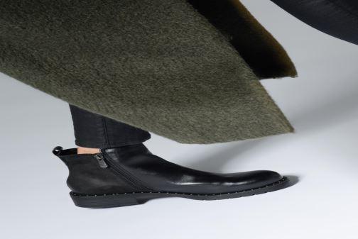 Boots en enkellaarsjes Marco Tozzi 2-2-25437-21  096 Zwart onder