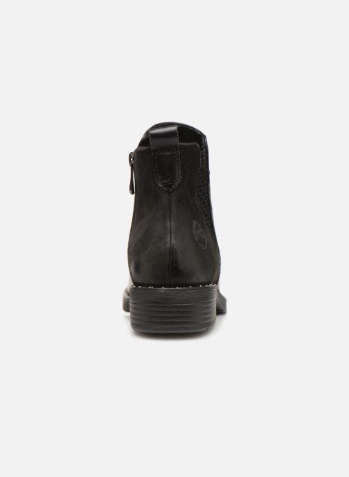 Boots en enkellaarsjes Marco Tozzi 2-2-25437-21  096 Zwart rechts