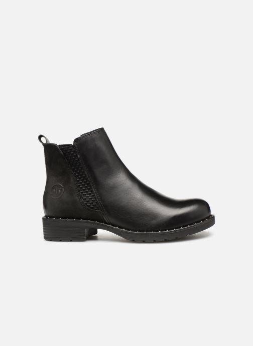 Boots en enkellaarsjes Marco Tozzi 2-2-25437-21  096 Zwart achterkant