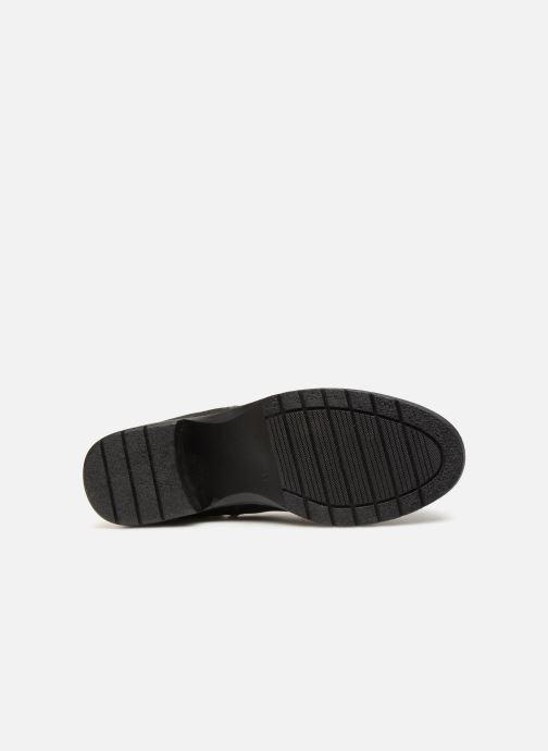 Stiefeletten & Boots Marco Tozzi 2-2-25437-21  096 schwarz ansicht von oben
