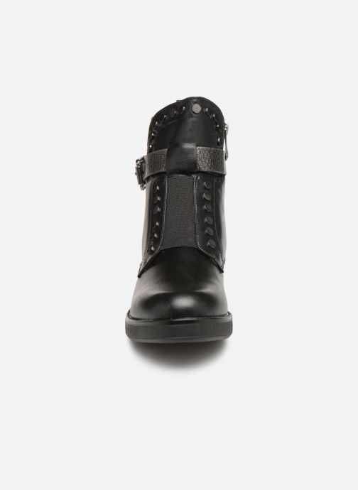 Boots en enkellaarsjes Marco Tozzi 2-2-25447-21  096 Zwart model