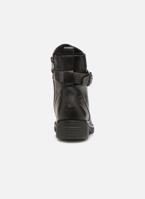 Boots en enkellaarsjes Marco Tozzi 2-2-25447-21  096 Zwart rechts