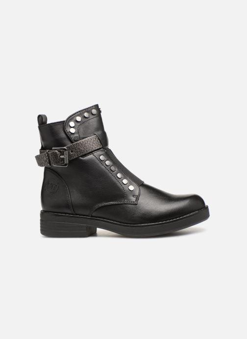 Boots en enkellaarsjes Marco Tozzi 2-2-25447-21  096 Zwart achterkant