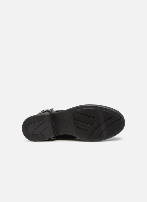 Boots en enkellaarsjes Marco Tozzi 2-2-25447-21  096 Zwart boven