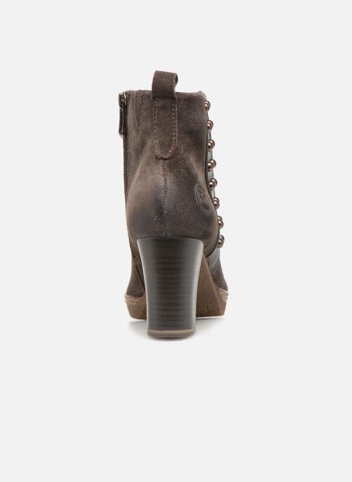 Boots en enkellaarsjes Marco Tozzi 2-2-25458-21  325 Bruin rechts