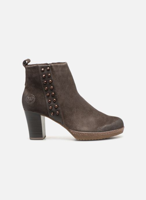 Ankle boots Marco Tozzi 2-2-25458-21  325 Brown back view