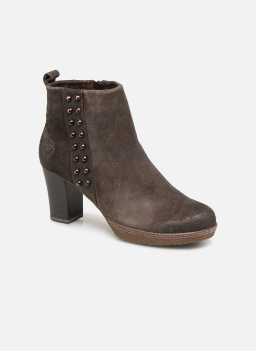 Ankle boots Marco Tozzi 2-2-25458-21  325 Brown detailed view/ Pair view