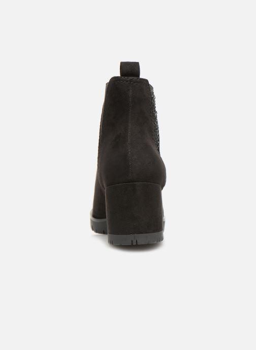 Boots en enkellaarsjes Marco Tozzi 2-2-25462-21  001 Zwart rechts