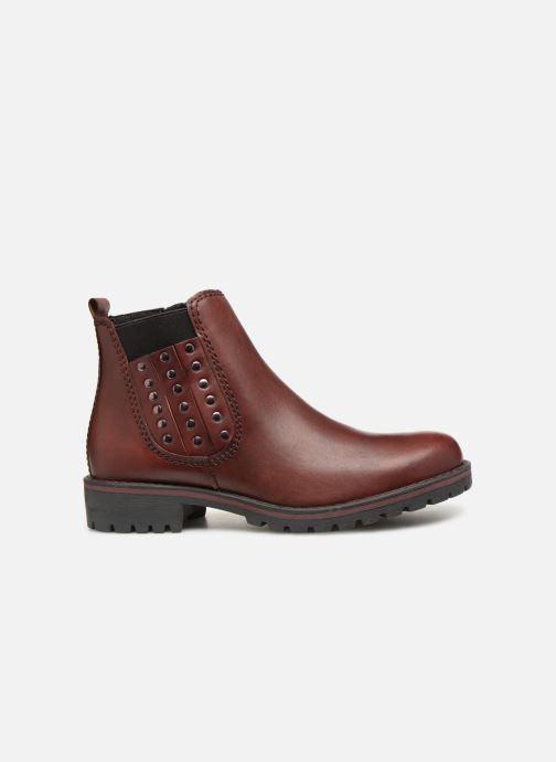 Boots en enkellaarsjes Marco Tozzi 2-2-25480-21  507 Bordeaux achterkant