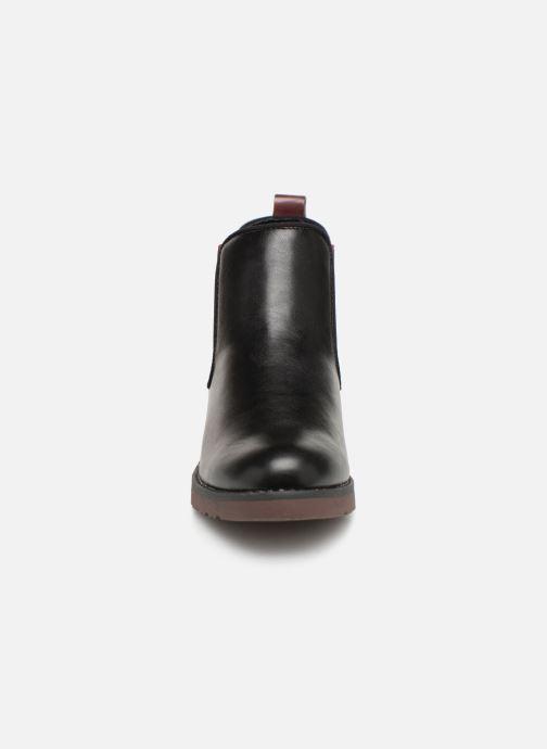 Boots en enkellaarsjes Marco Tozzi 2-2-25497-21  096 Zwart model