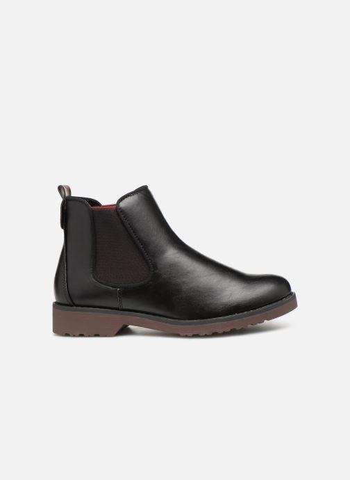 Boots en enkellaarsjes Marco Tozzi 2-2-25497-21  096 Zwart achterkant