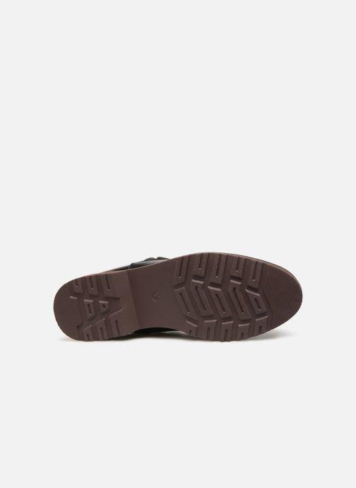 Stiefeletten & Boots Marco Tozzi 2-2-25497-21  096 schwarz ansicht von oben