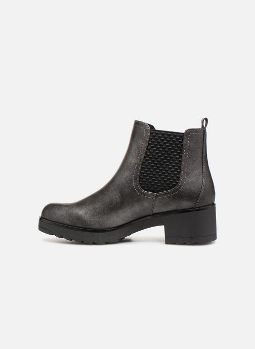Boots en enkellaarsjes Marco Tozzi 2-2-25806-21  937 Zwart voorkant