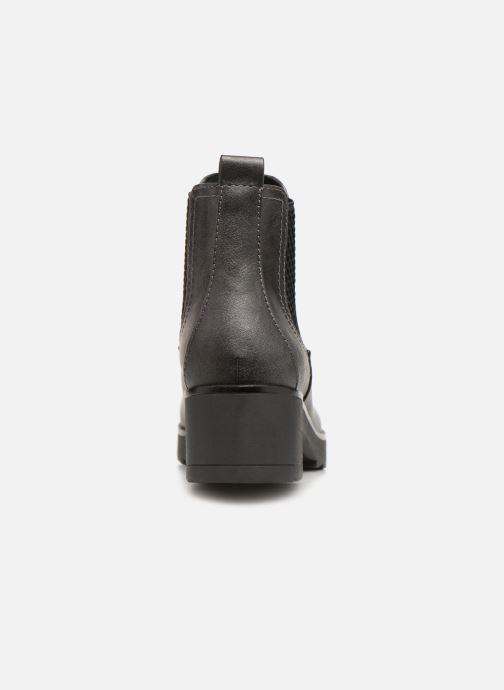 Stiefeletten & Boots Marco Tozzi 2-2-25806-21  937 schwarz ansicht von rechts