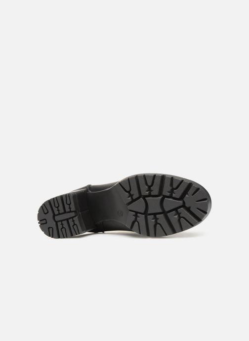 Stiefeletten & Boots Marco Tozzi 2-2-25857-31  096 schwarz ansicht von oben