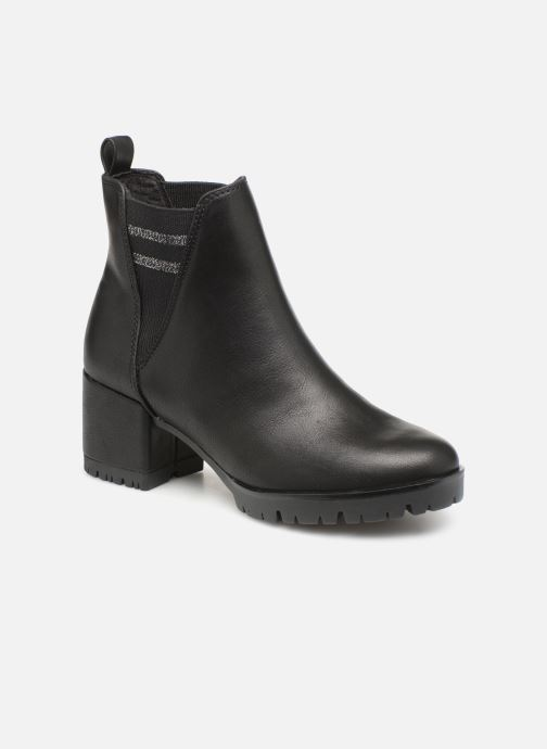 Ankle boots Marco Tozzi 2-2-25857-31  096 Black detailed view/ Pair view