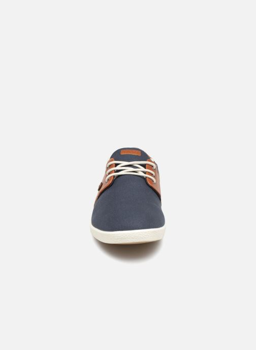 Sneakers Faguo Cypress Cotton Leather Blauw model
