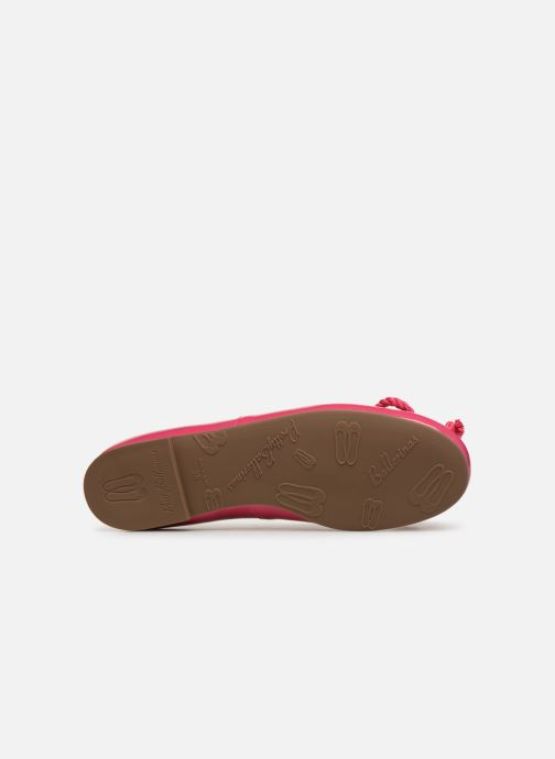 Ballet pumps Pretty Ballerinas Rosario Shade Pink view from above