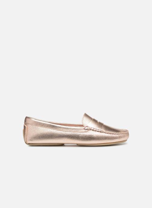 Mocassins Pretty Ballerinas 43162 Or et bronze vue derrière