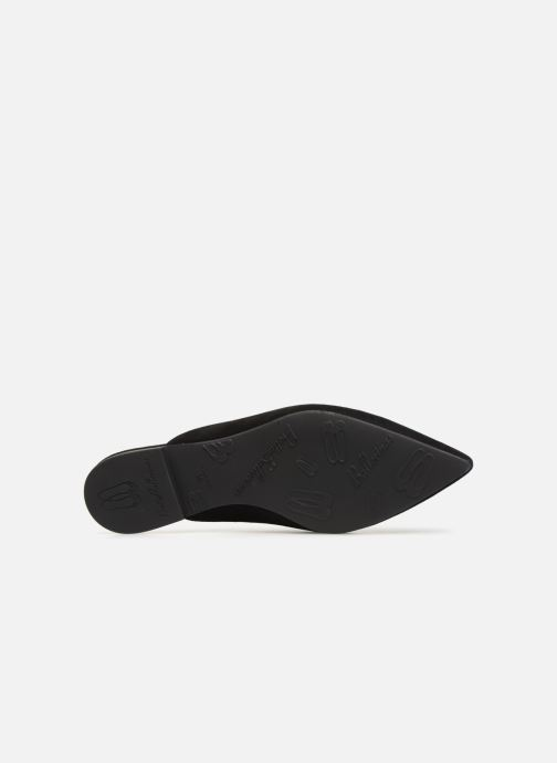 Mules & clogs Pretty Ballerinas 46622 Black view from above