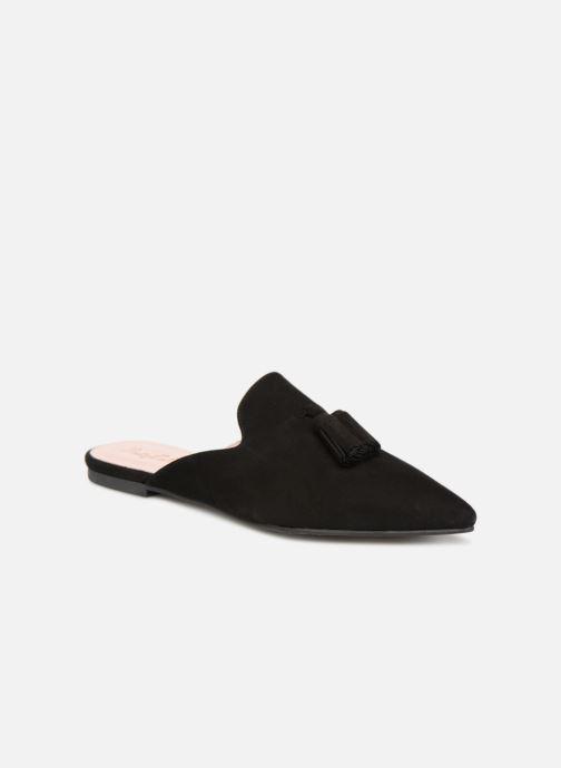 Mules & clogs Pretty Ballerinas 46622 Black detailed view/ Pair view
