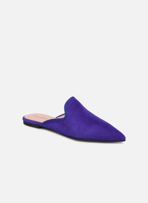 Mules et sabots Pretty Ballerinas 46998 Bleu vue détail/paire