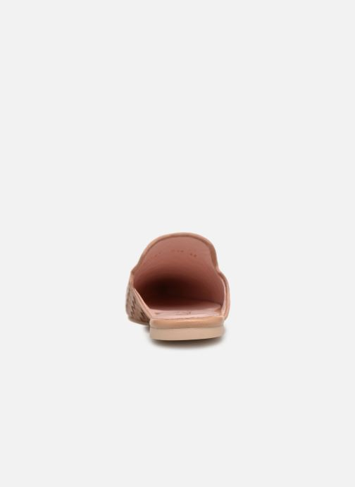 Mules & clogs Pretty Ballerinas 47979 Beige view from the right