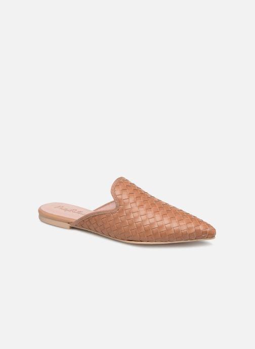 Mules et sabots Pretty Ballerinas 47979 Beige vue détail/paire