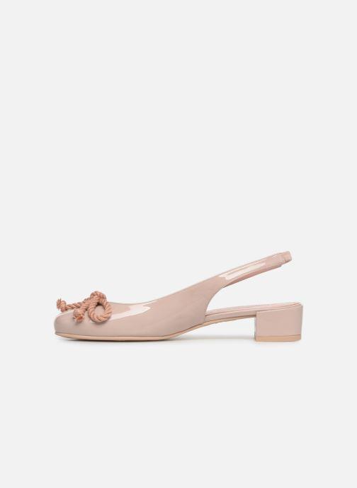 Ballerina's Pretty Ballerinas 48017 Roze voorkant