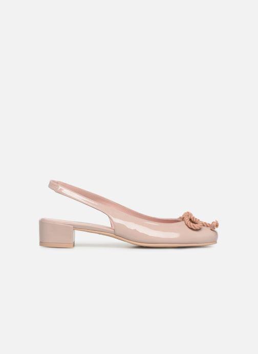 Ballerina's Pretty Ballerinas 48017 Roze achterkant