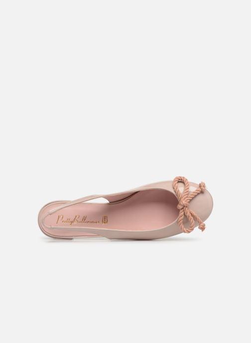 Chez Ballerine 361658 48017 rosa Ballerinas Pretty OwtIq868