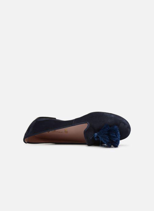 Mocassini 361659 Pretty azzurro 48123 Ballerinas Chez wptTZq