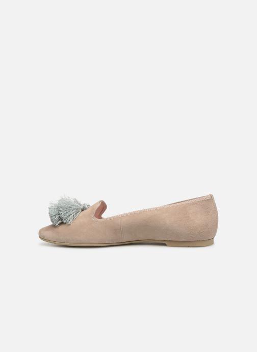 Mocassini 48123 beige Ballerinas Chez 361660 Pretty Axgwqnw