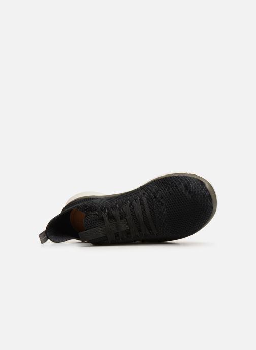 Sneakers Clarks TRIKEN RUN Zwart links