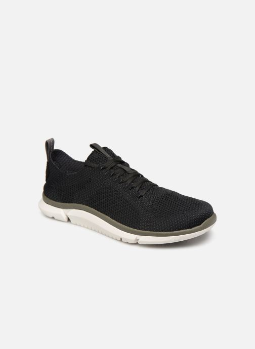 Sneakers Clarks TRIKEN RUN Zwart detail