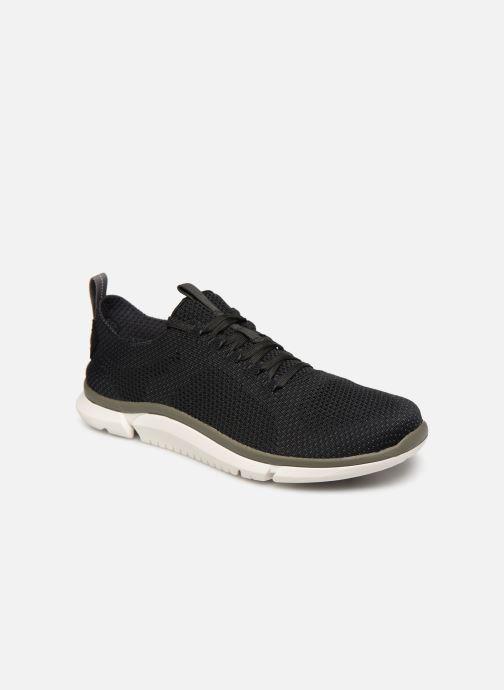 Sneakers Clarks TRIKEN RUN Zwart detail