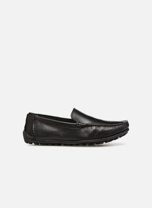 Loafers Clarks HAMILTON FREE Black back view
